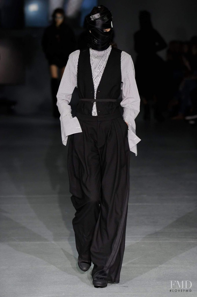 A.F. Vandevorst fashion show for Autumn/Winter 2016