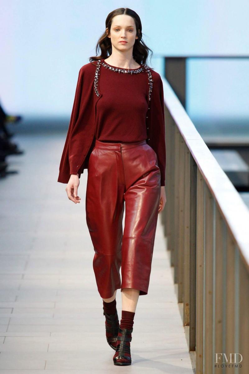 Escorpion fashion show for Autumn/Winter 2014