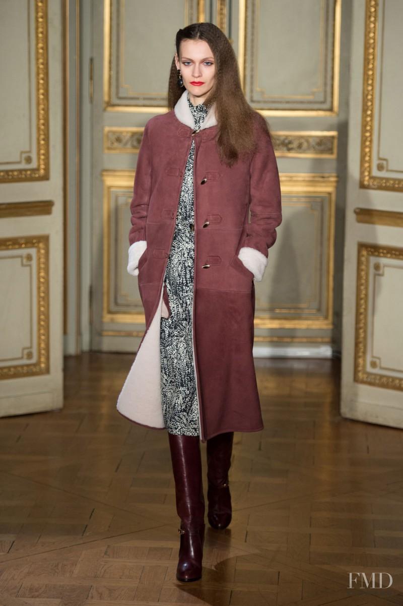 Vanessa Seward fashion show for Autumn/Winter 2015