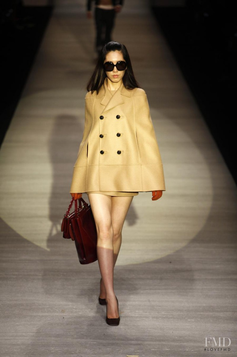 DSquared2 fashion show for Autumn/Winter 2014