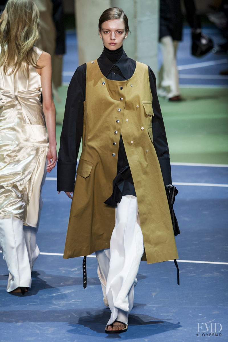 Celine fashion show for Autumn/Winter 2016