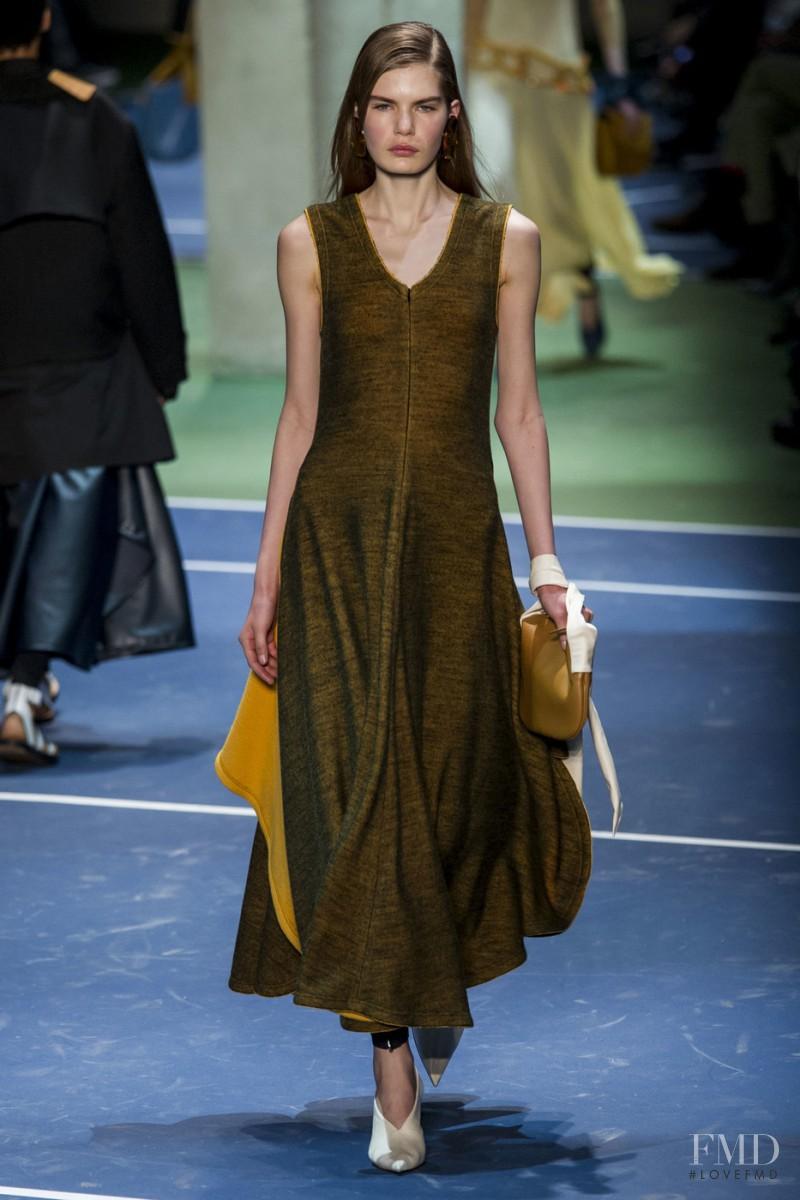 Celine fashion show for Autumn/Winter 2016