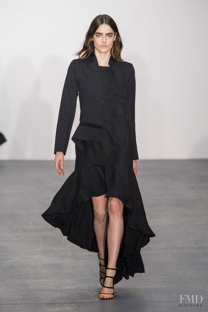 Jean Pierre Braganza fashion show for Spring/Summer 2016