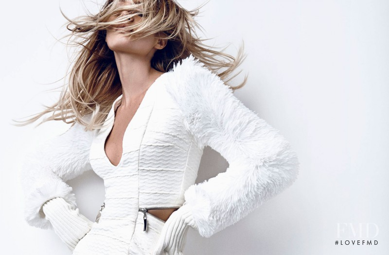 Candice Swanepoel featured in  the Osmoze advertisement for Autumn/Winter 2015