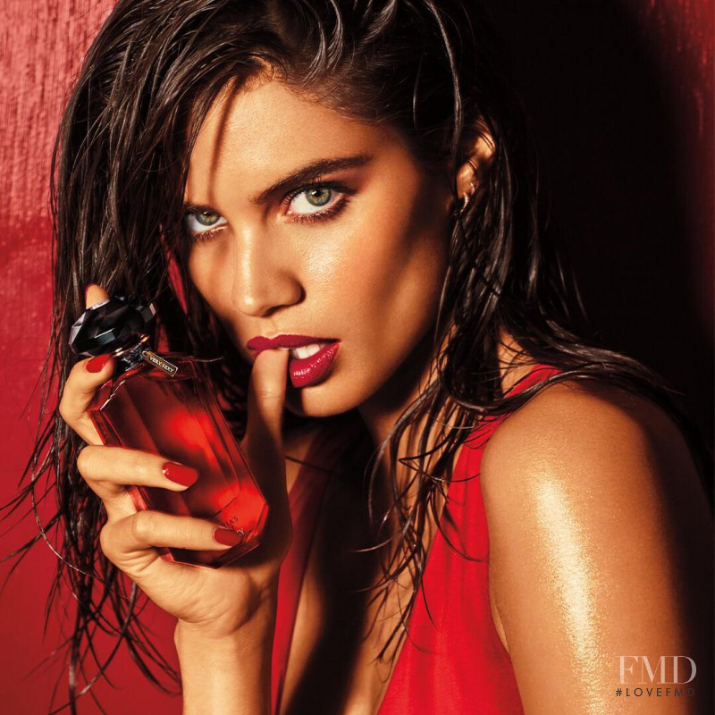 Sara Sampaio featured in  the Victoria\'s Secret advertisement for Holiday 2015