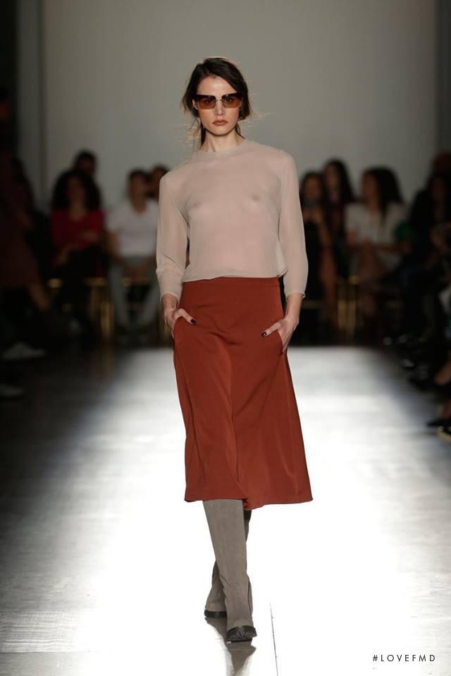 Ricardo Preto fashion show for Autumn/Winter 2015
