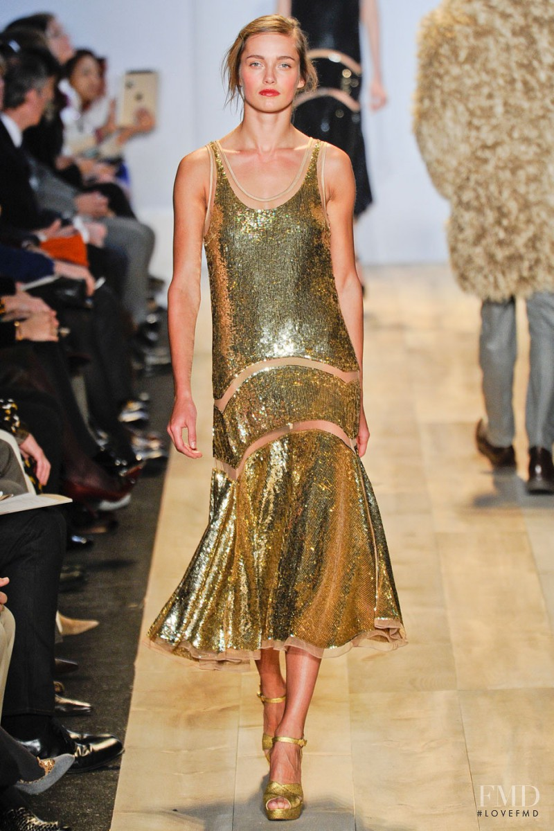Michael Kors fashion show for Autumn/Winter 2012