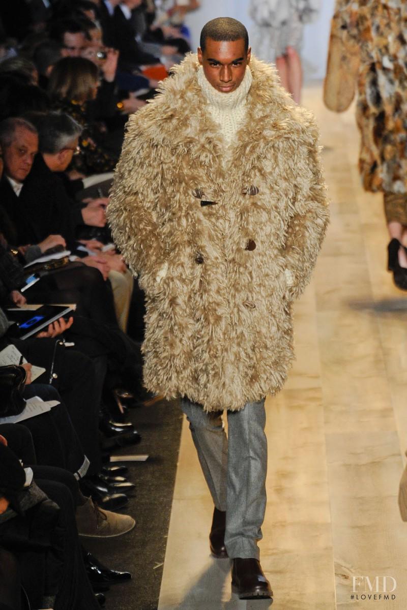 Michael Kors fashion show for Autumn/Winter 2012