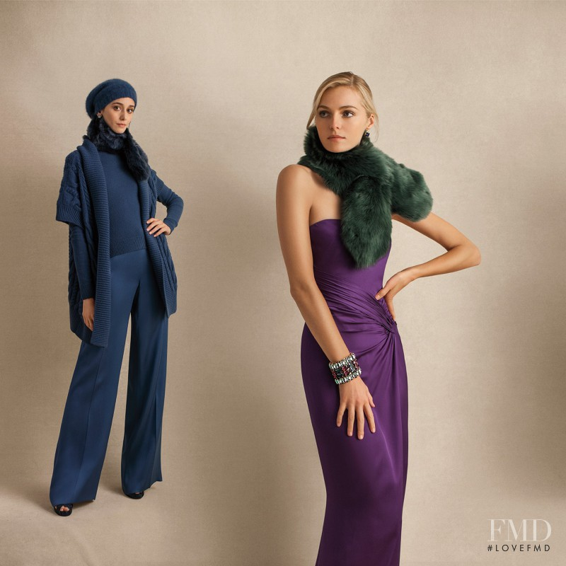 Ralph Lauren Collection fashion show for Pre-Fall 2013