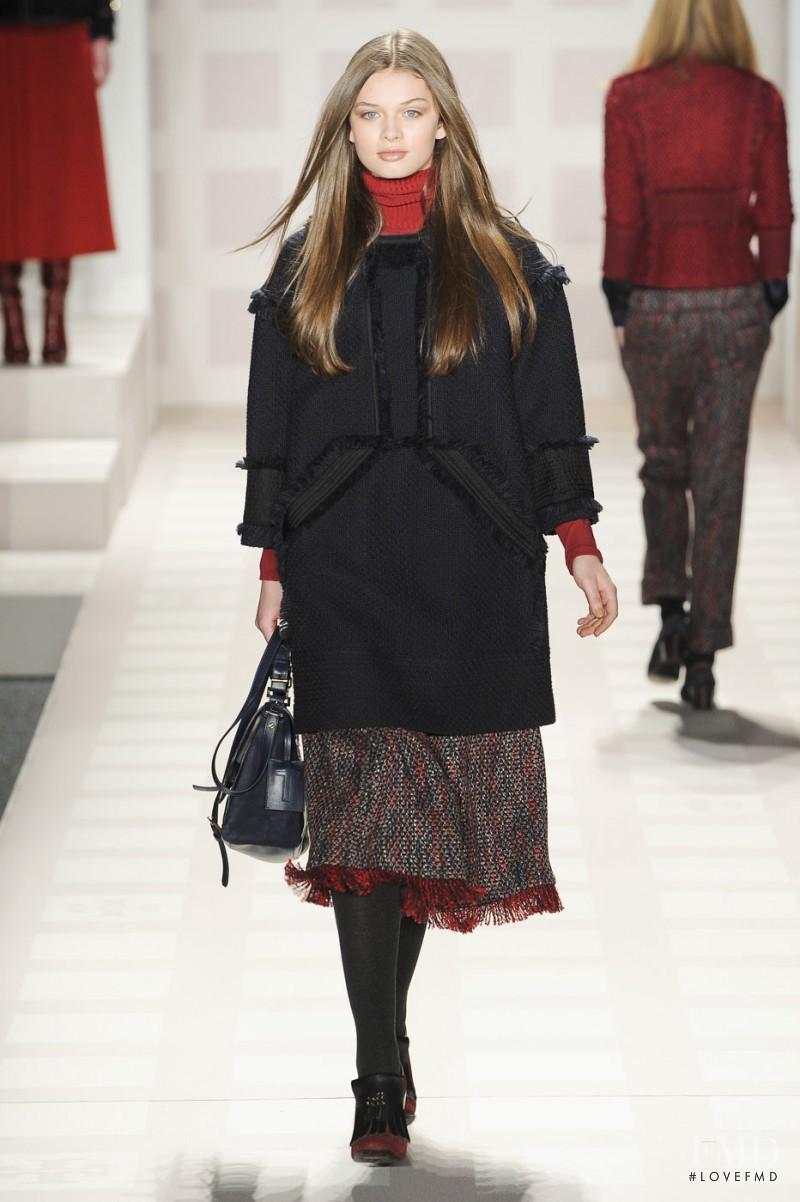Tory Burch fashion show for Autumn/Winter 2011