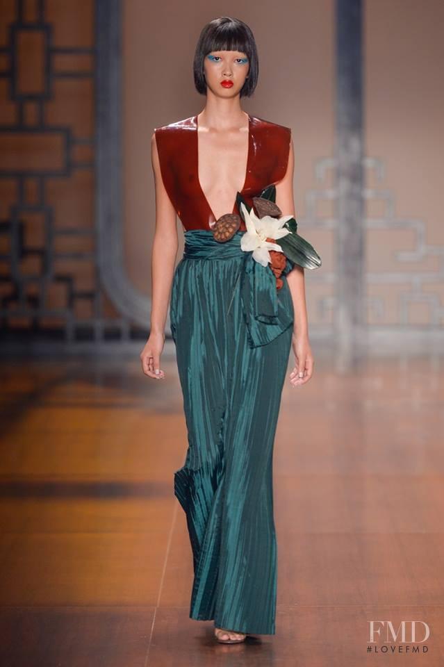 Adriana Degreas fashion show for Spring/Summer 2017
