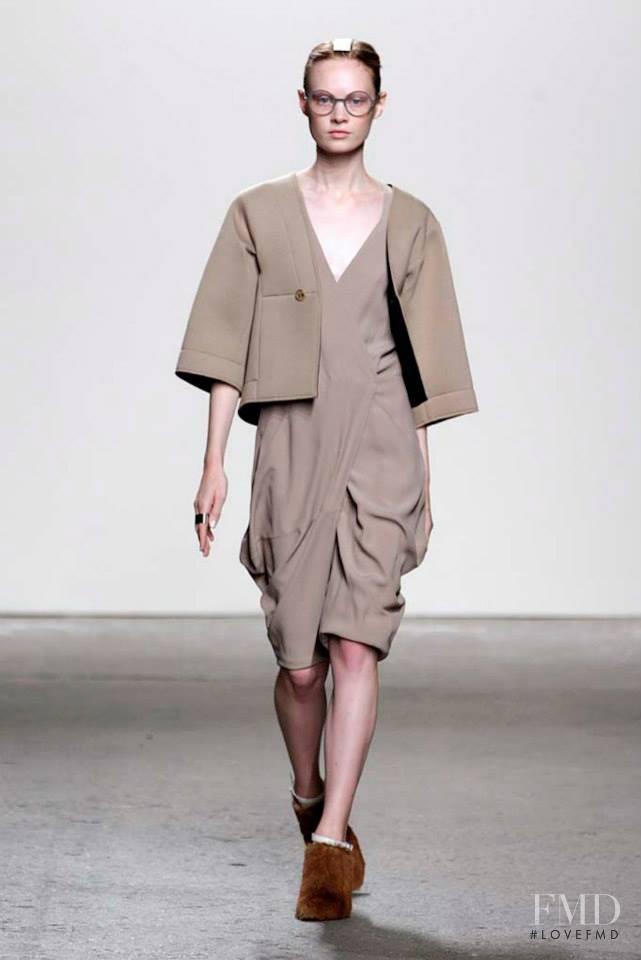 Zero + Maria Cornejo fashion show for Spring/Summer 2014