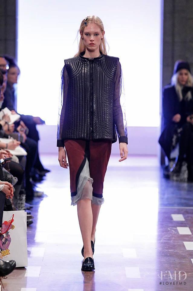 Achtland fashion show for Autumn/Winter 2014
