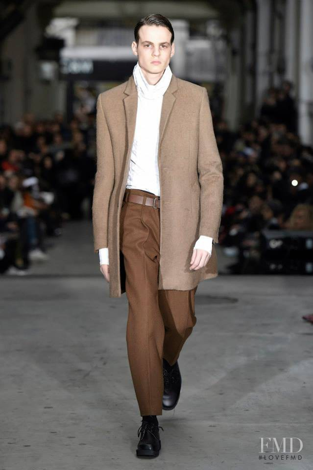 Y/Project fashion show for Autumn/Winter 2015