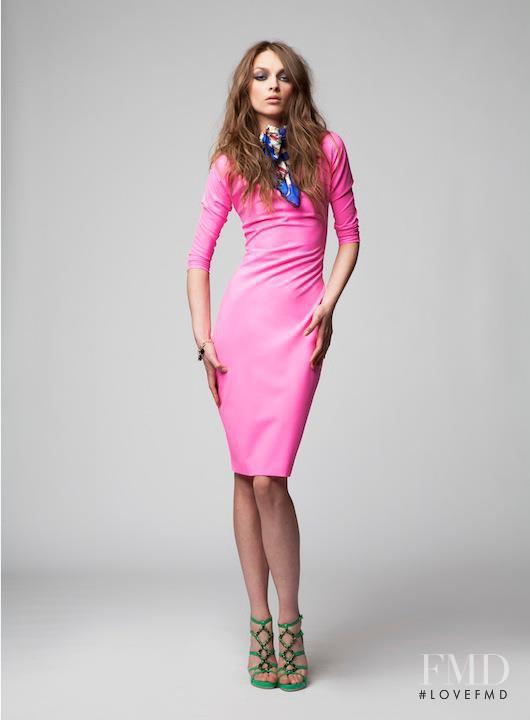 DSquared2 fashion show for Pre-Spring 2012