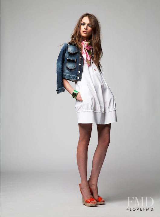 DSquared2 fashion show for Pre-Spring 2012