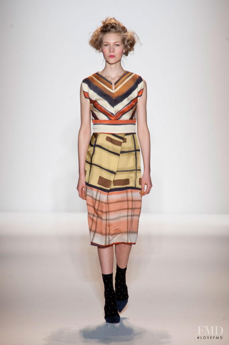 Lela Rose fashion show for Autumn/Winter 2013