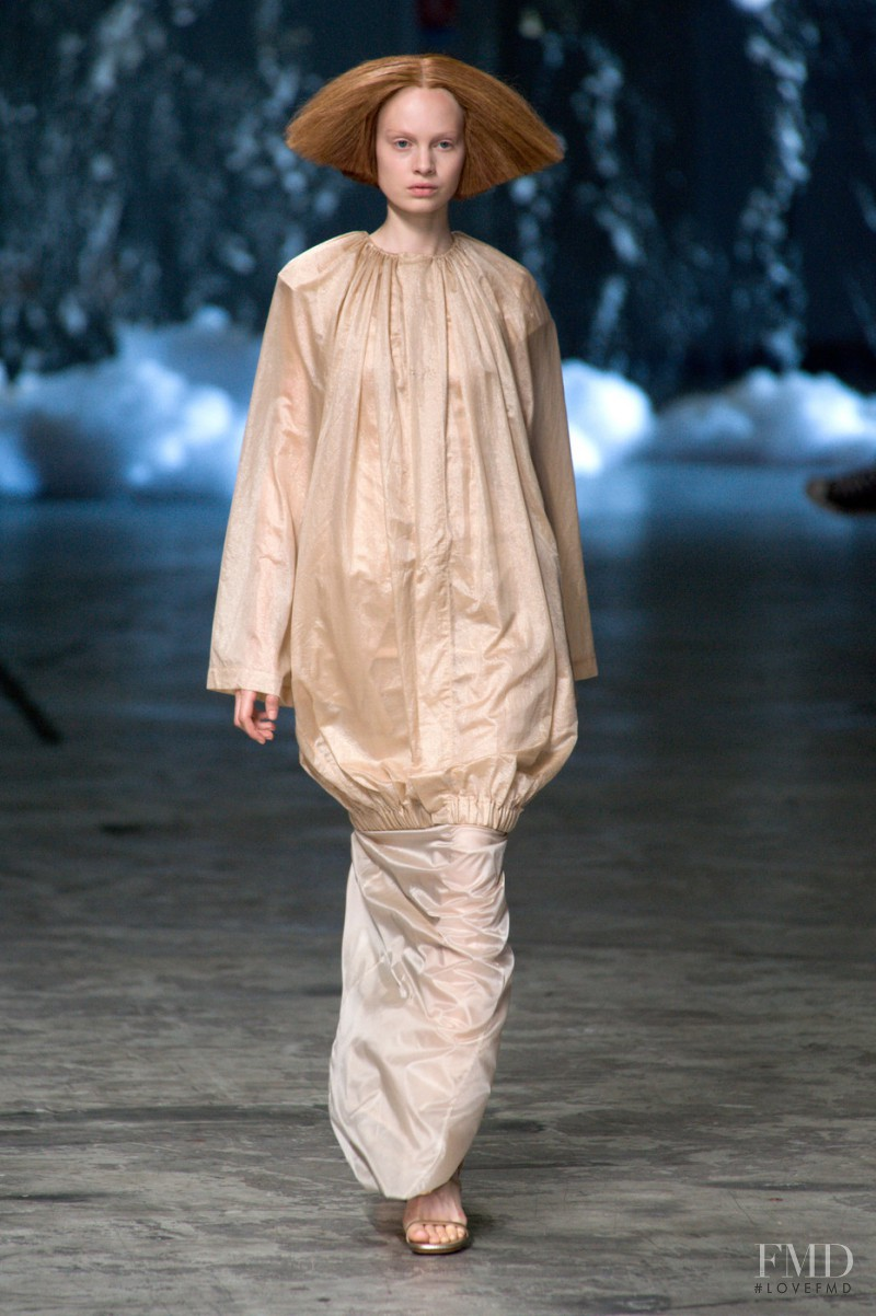 Rick Owens fashion show for Spring/Summer 2013