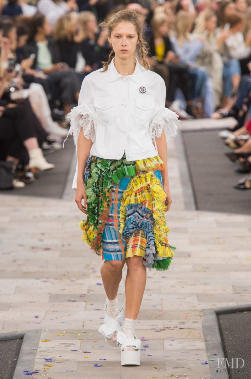 Preen by Thornton Bregazzi fashion show for Spring/Summer 2016