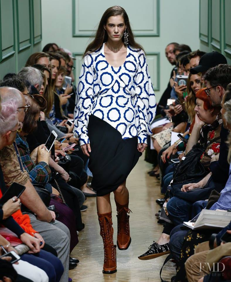 J.W. Anderson fashion show for Spring/Summer 2017