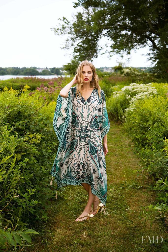 Rachel Zoe fashion show for Spring/Summer 2017