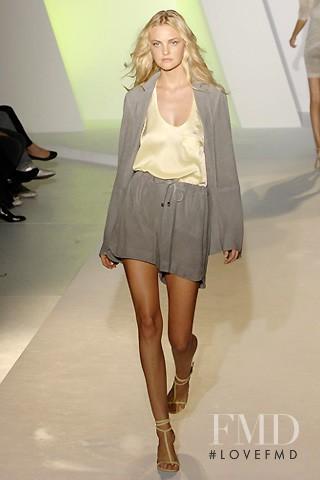 Caroline Trentini featured in  the Preen by Thornton Bregazzi fashion show for Spring/Summer 2008