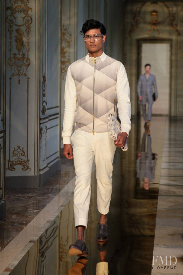 Ports 1961 fashion show for Spring/Summer 2014