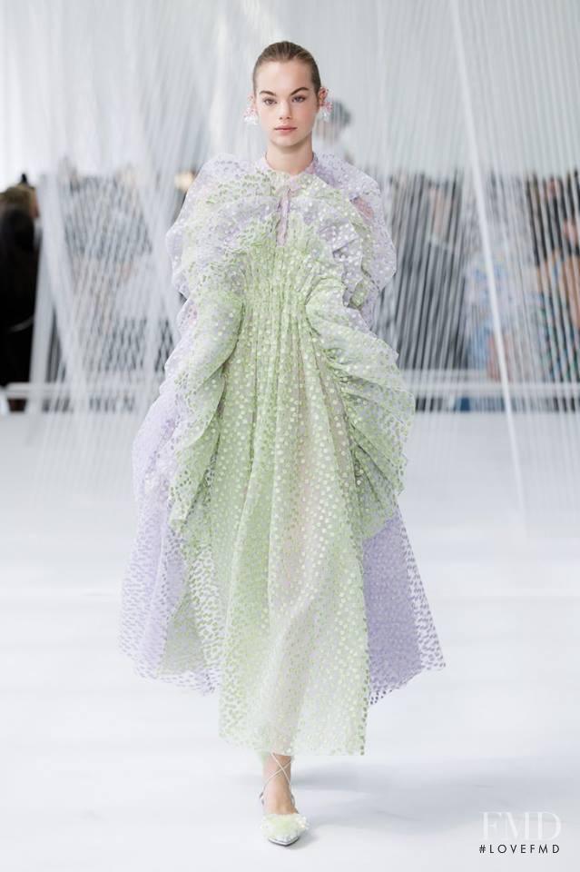Delpozo fashion show for Spring/Summer 2017