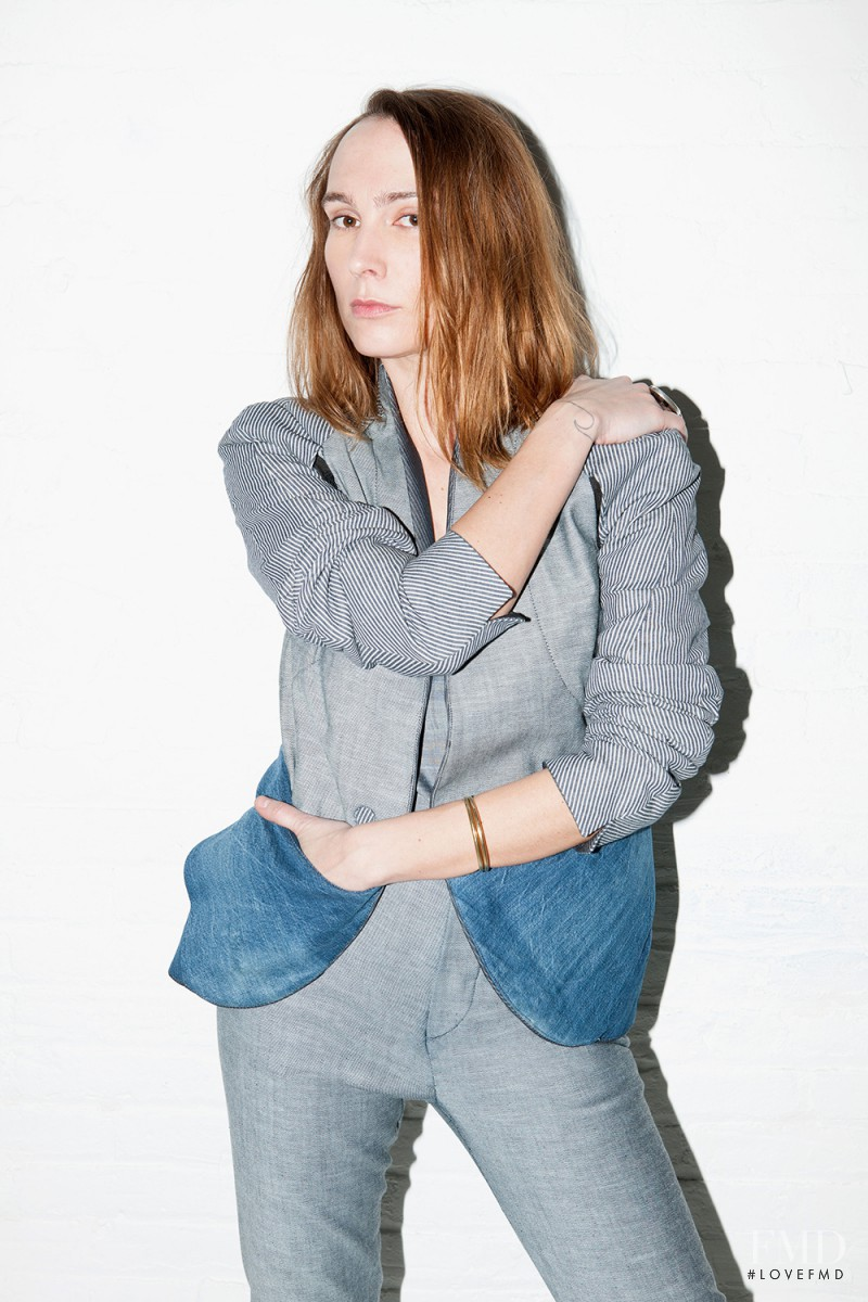 three As Four advertisement for Autumn/Winter 2015
