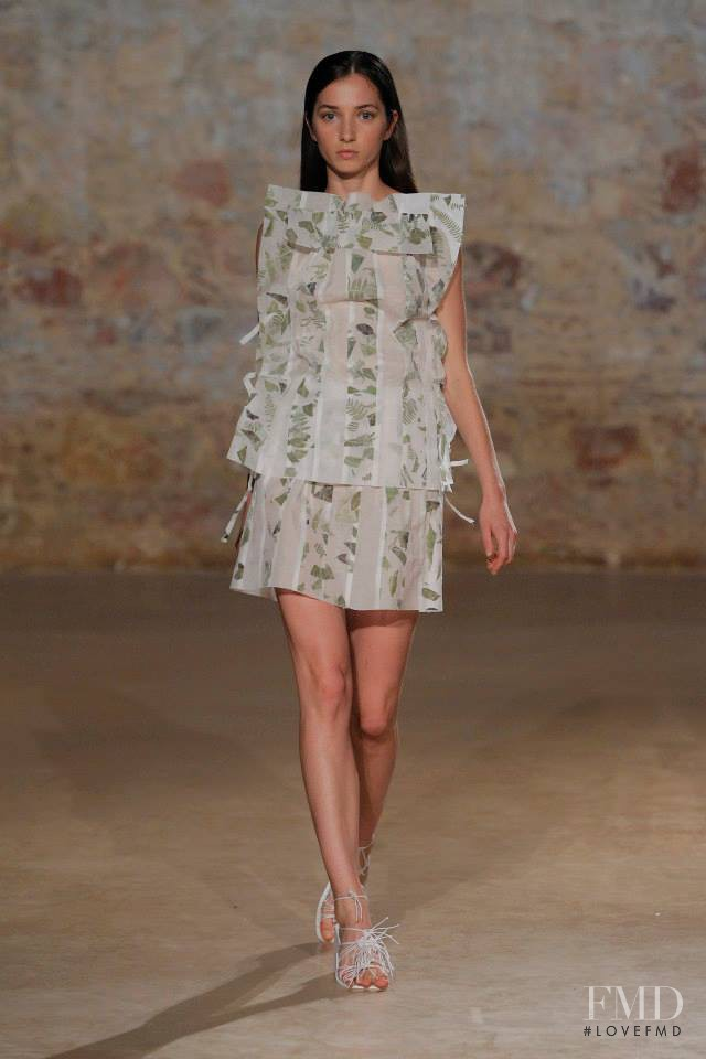 Jo�o Melo Costa fashion show for Spring/Summer 2015