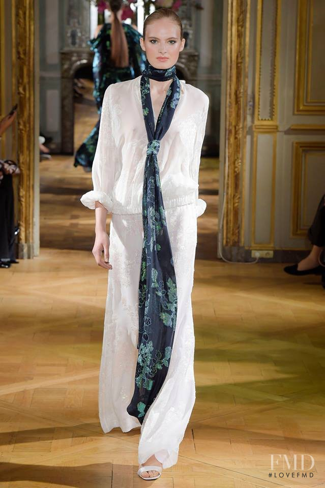 Pascal Millet fashion show for Spring/Summer 2017