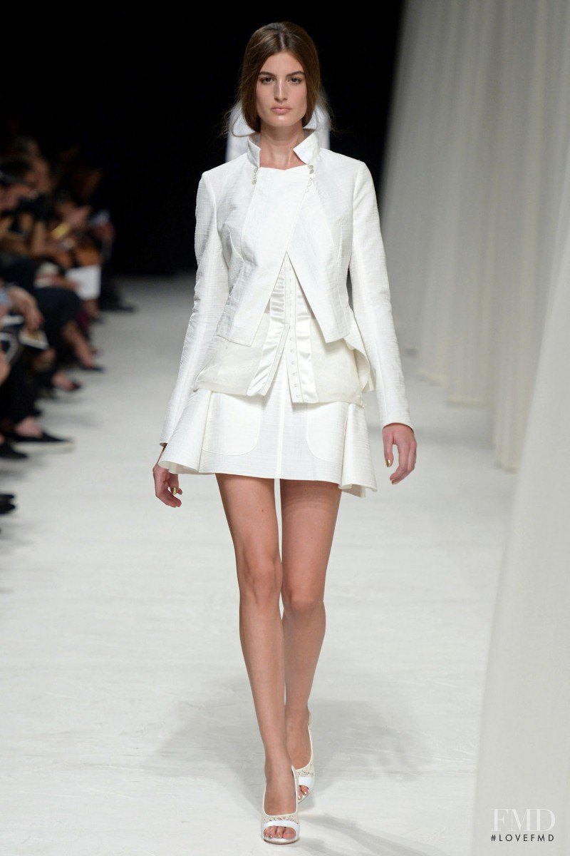 Nina Ricci fashion show for Spring/Summer 2014