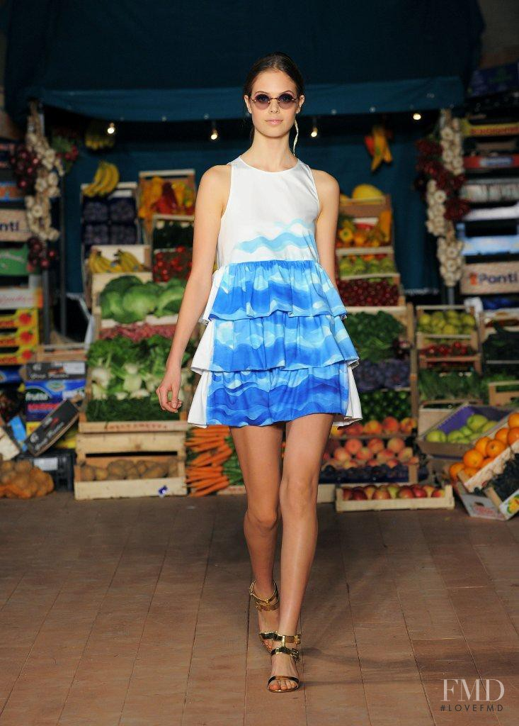 Boutique Moschino fashion show for Spring/Summer 2012