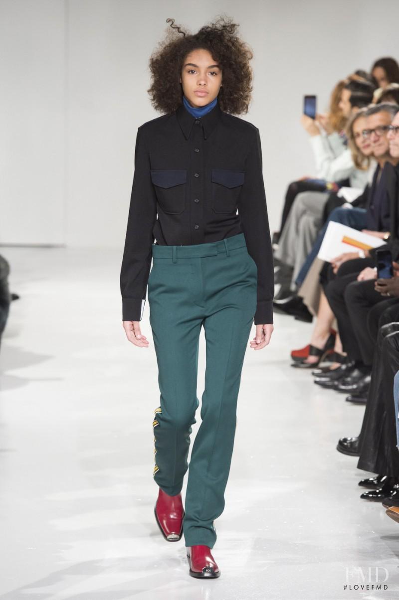 Calvin Klein 205W39NYC fashion show for Autumn/Winter 2017