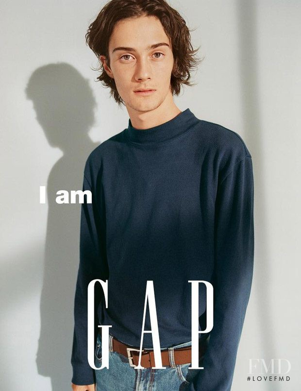Gap advertisement for Spring/Summer 2017