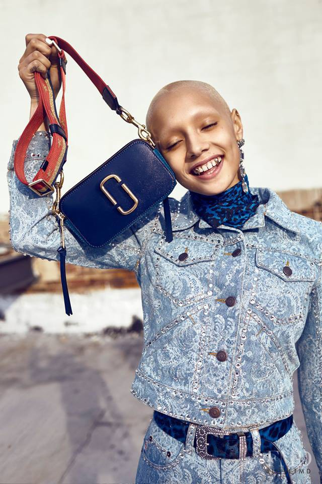 Marc Jacobs lookbook for Pre-Fall 2017