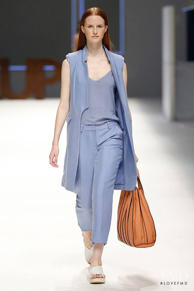 Lupo Barcelona fashion show for Spring/Summer 2016