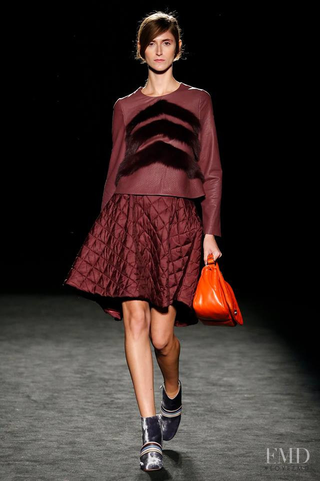 Lupo Barcelona fashion show for Autumn/Winter 2016