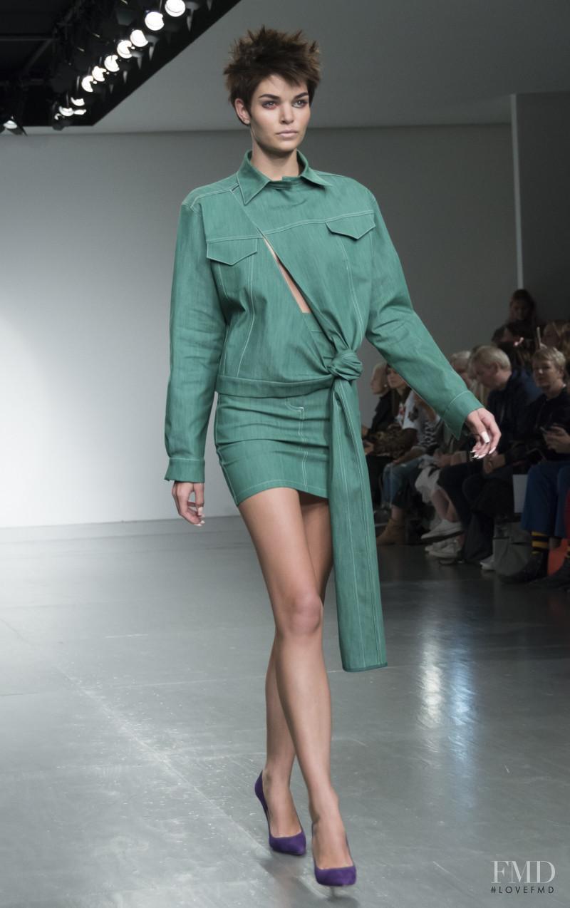 Marta Jakubowski fashion show for Spring/Summer 2018