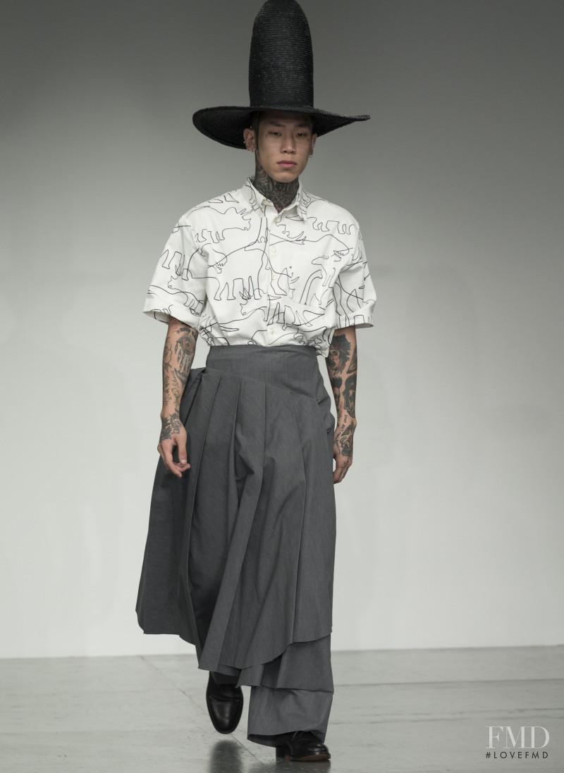 A.W.A.K.E. by Natalia Alaverdian fashion show for Spring/Summer 2018