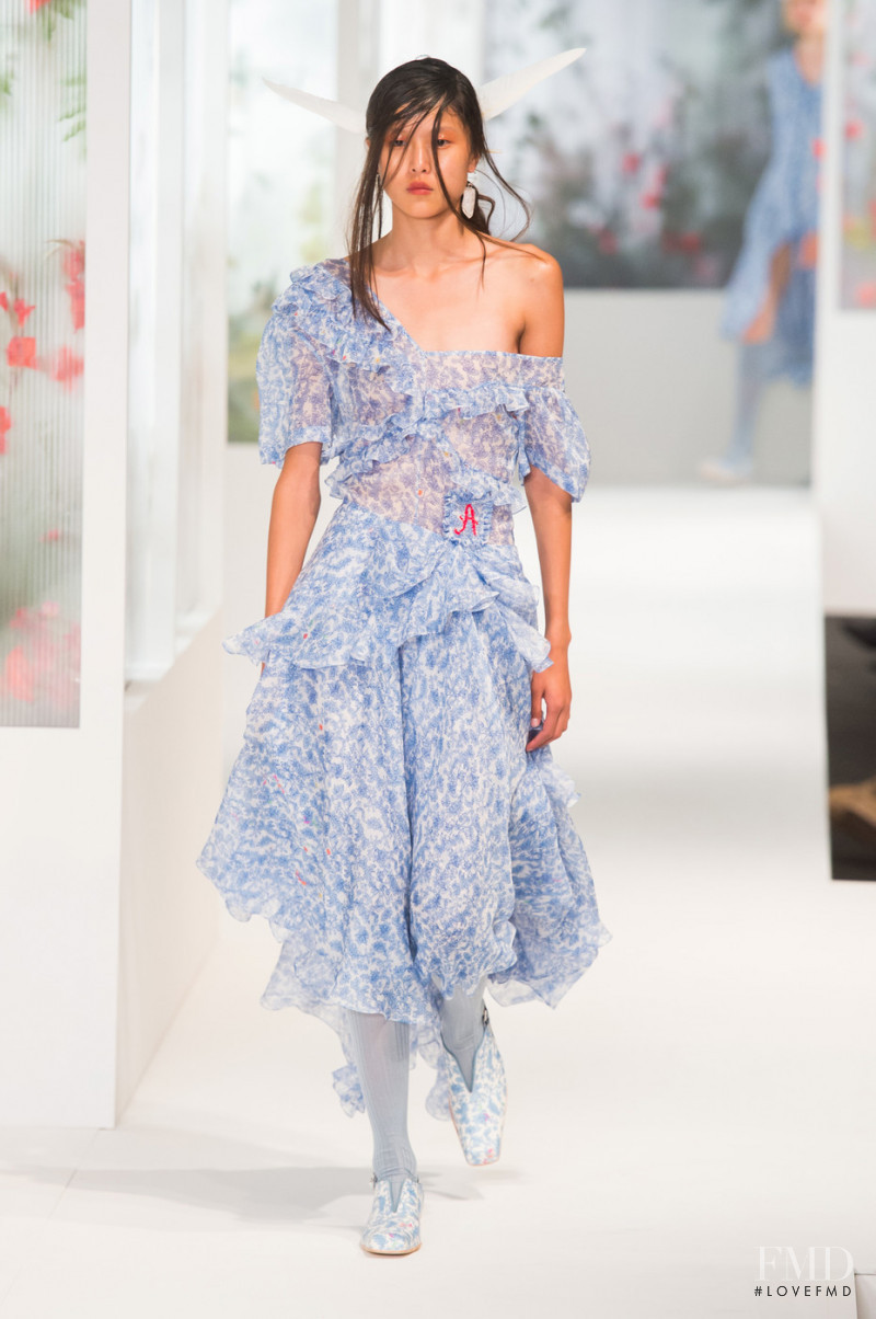 Preen by Thornton Bregazzi fashion show for Spring/Summer 2018
