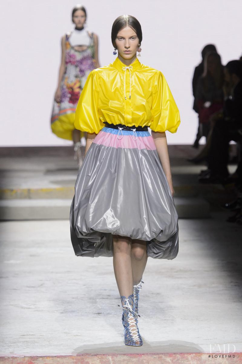 Mary Katrantzou fashion show for Spring/Summer 2018