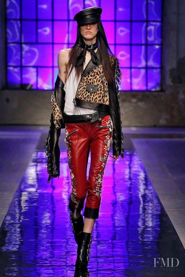 DSquared2 fashion show for Spring/Summer 2018