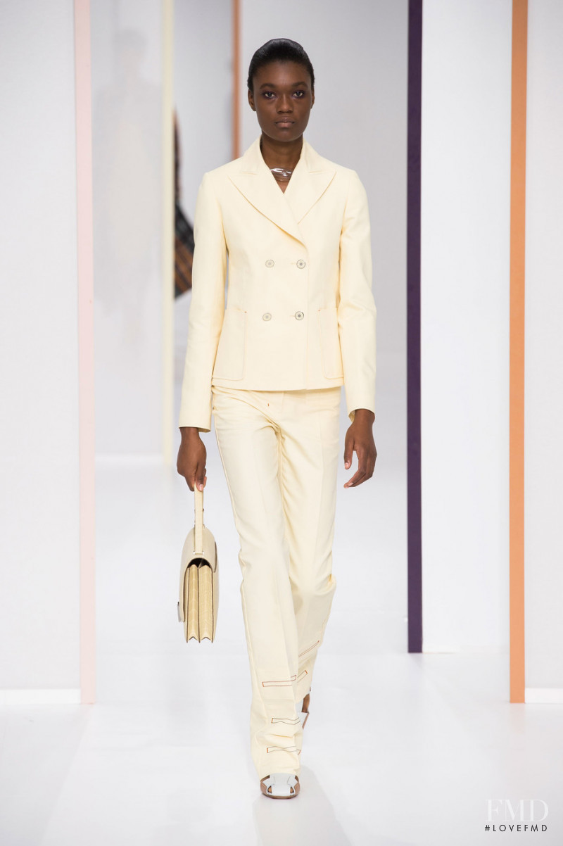 Hermes fashion show for Spring/Summer 2018