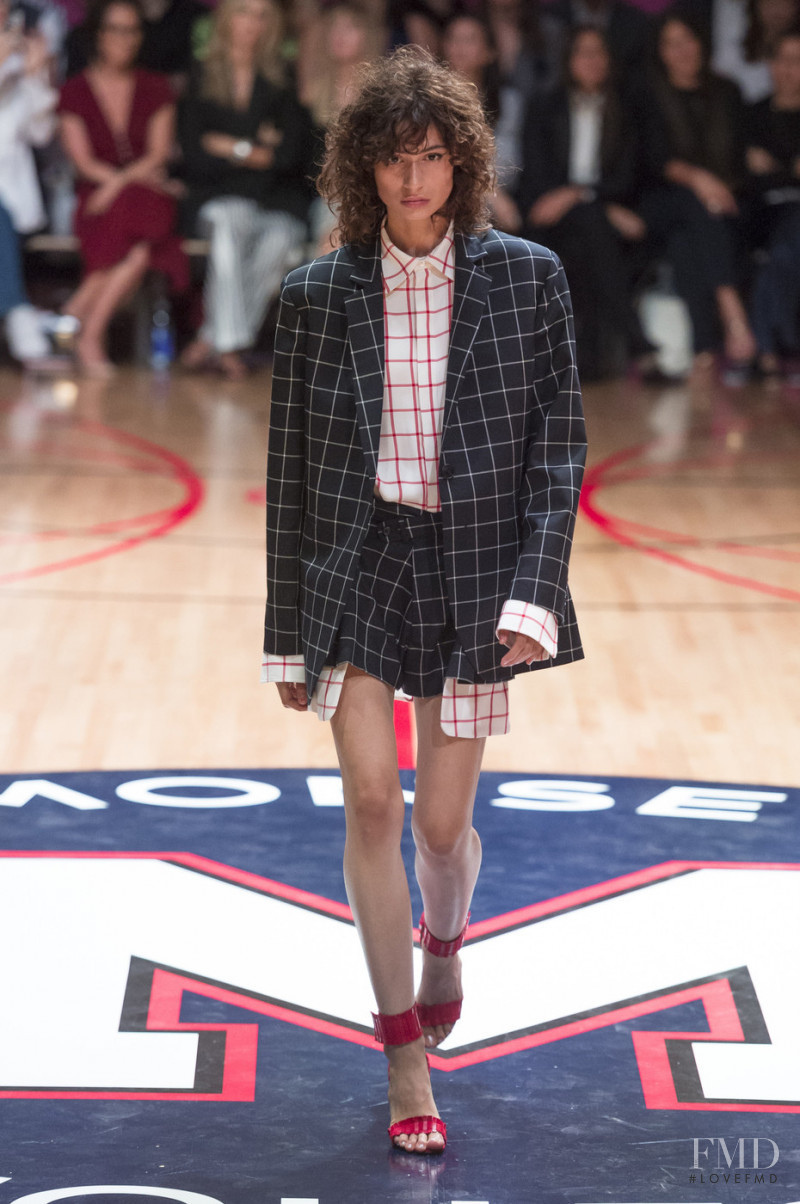 Monse fashion show for Spring/Summer 2018