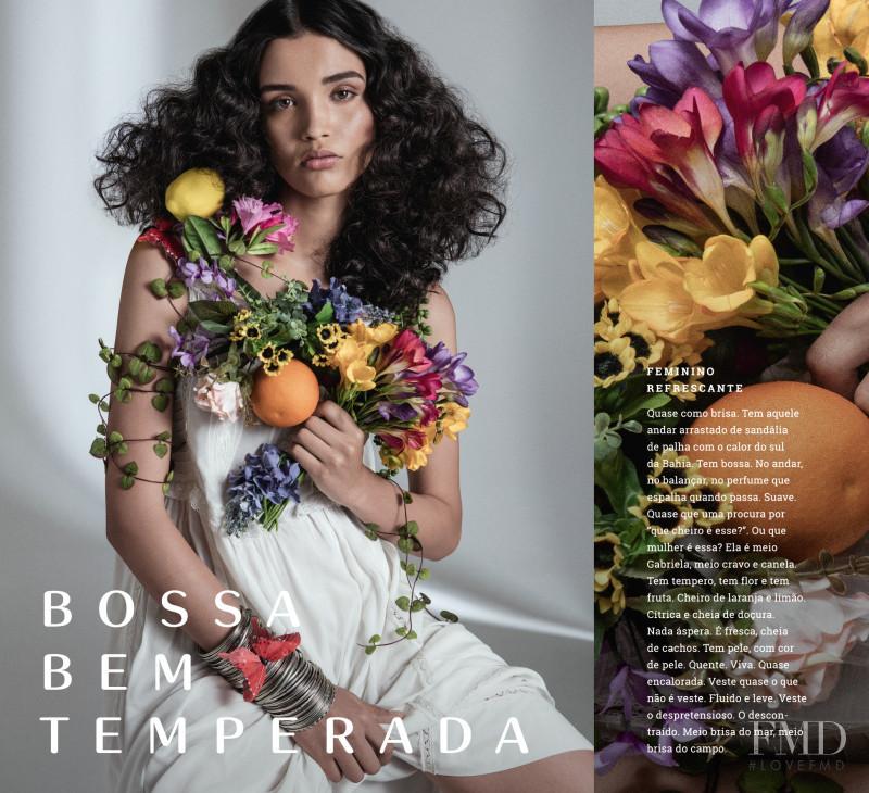 Natura Brasil advertisement for Autumn/Winter 2016