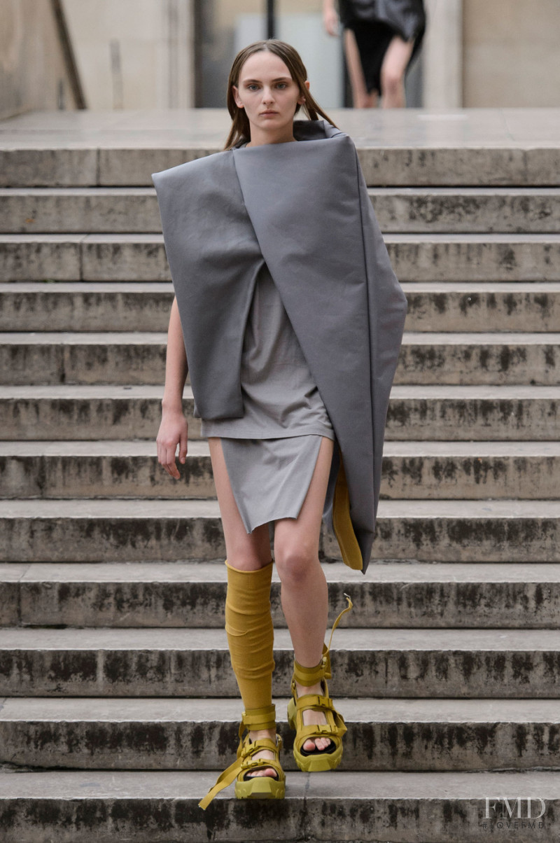 Rick Owens fashion show for Spring/Summer 2018