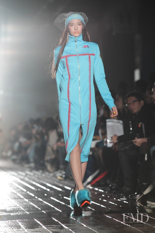 DressCamp fashion show for Spring/Summer 2013