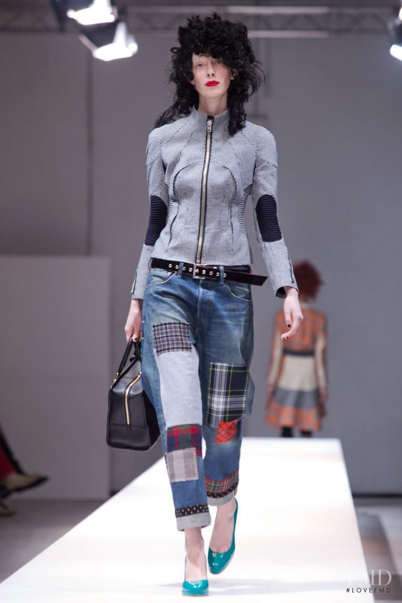Junya Watanabe fashion show for Autumn/Winter 2013