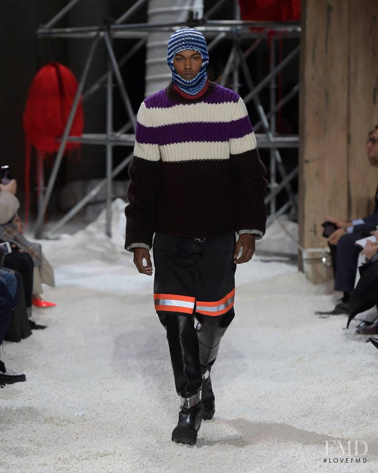 Calvin Klein 205W39NYC fashion show for Autumn/Winter 2018
